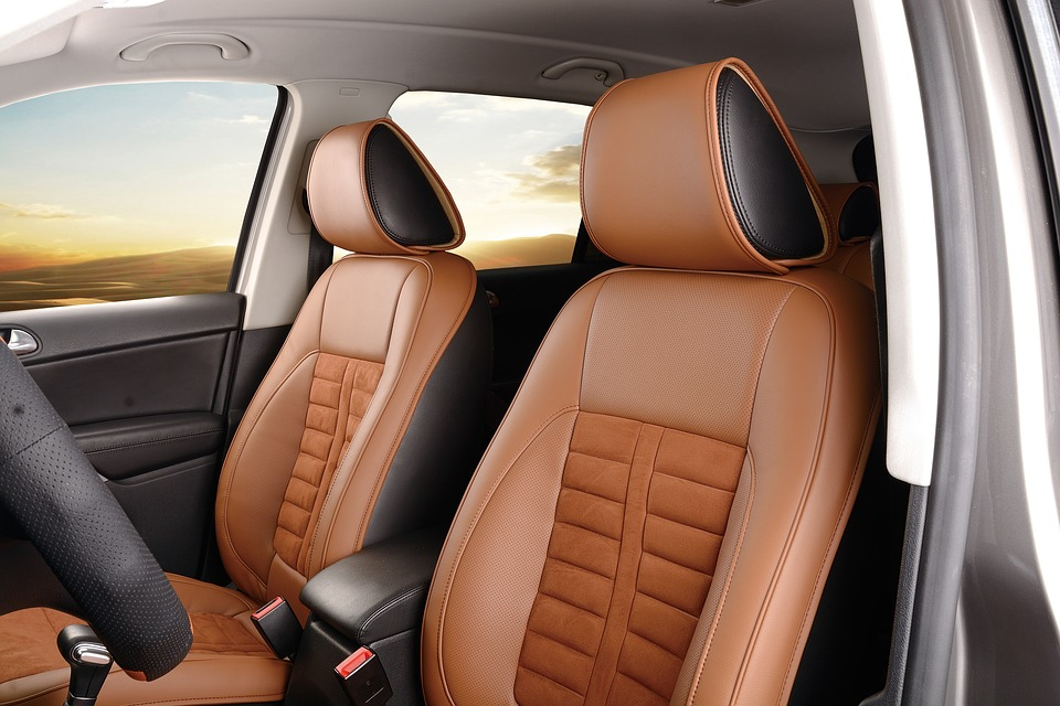 Car Seat Upholstery Simi Valley